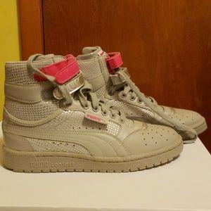 Puma Vintage Sneakers Size 8